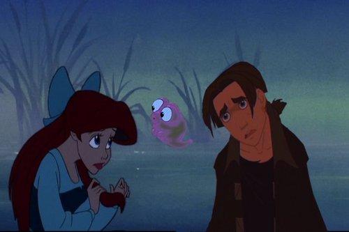 Jim/Ariel