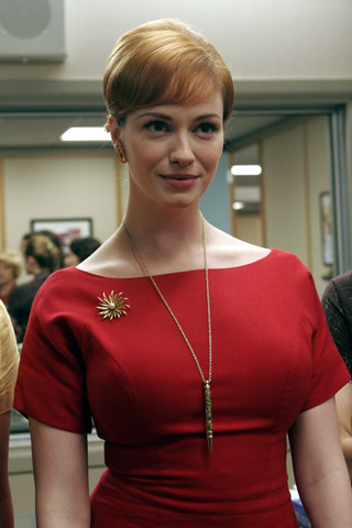 Joan Holloway - Babylon - 1.06