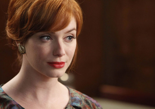 Joan Holloway - Hands and Knees - 4.10