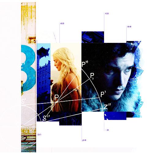 Jon & Daenerys wallpaper with a newspaper called Jon & Daenerys