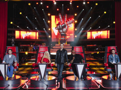 Judges - the-voice Photo