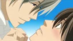 Junjou Romantica - Usagi & Misaki