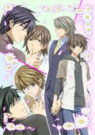 Junjou Romantica couples - teampeeta649 Photo