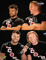 Justin Gabriel and Heath Slater