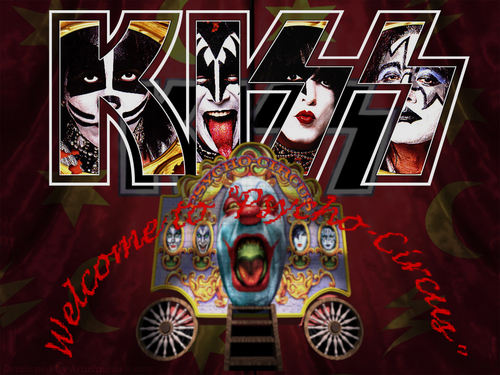 KISS images KISS ~ Phycho Circus HD wallpaper and background photos
