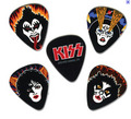KISS guitar, gitaa picks