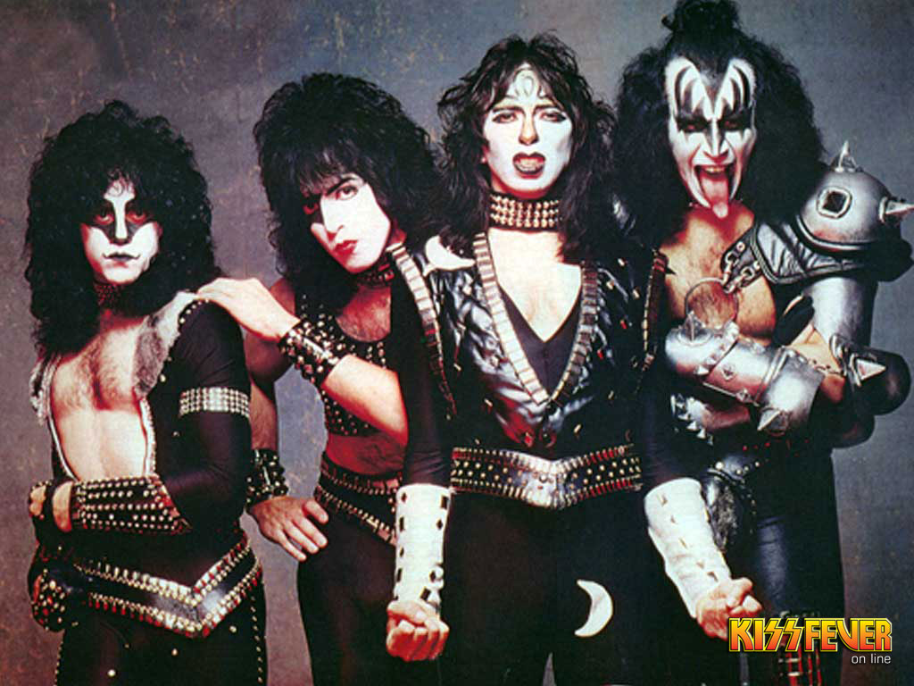 KISS - KISS Wallpaper (23448312) - Fanpop