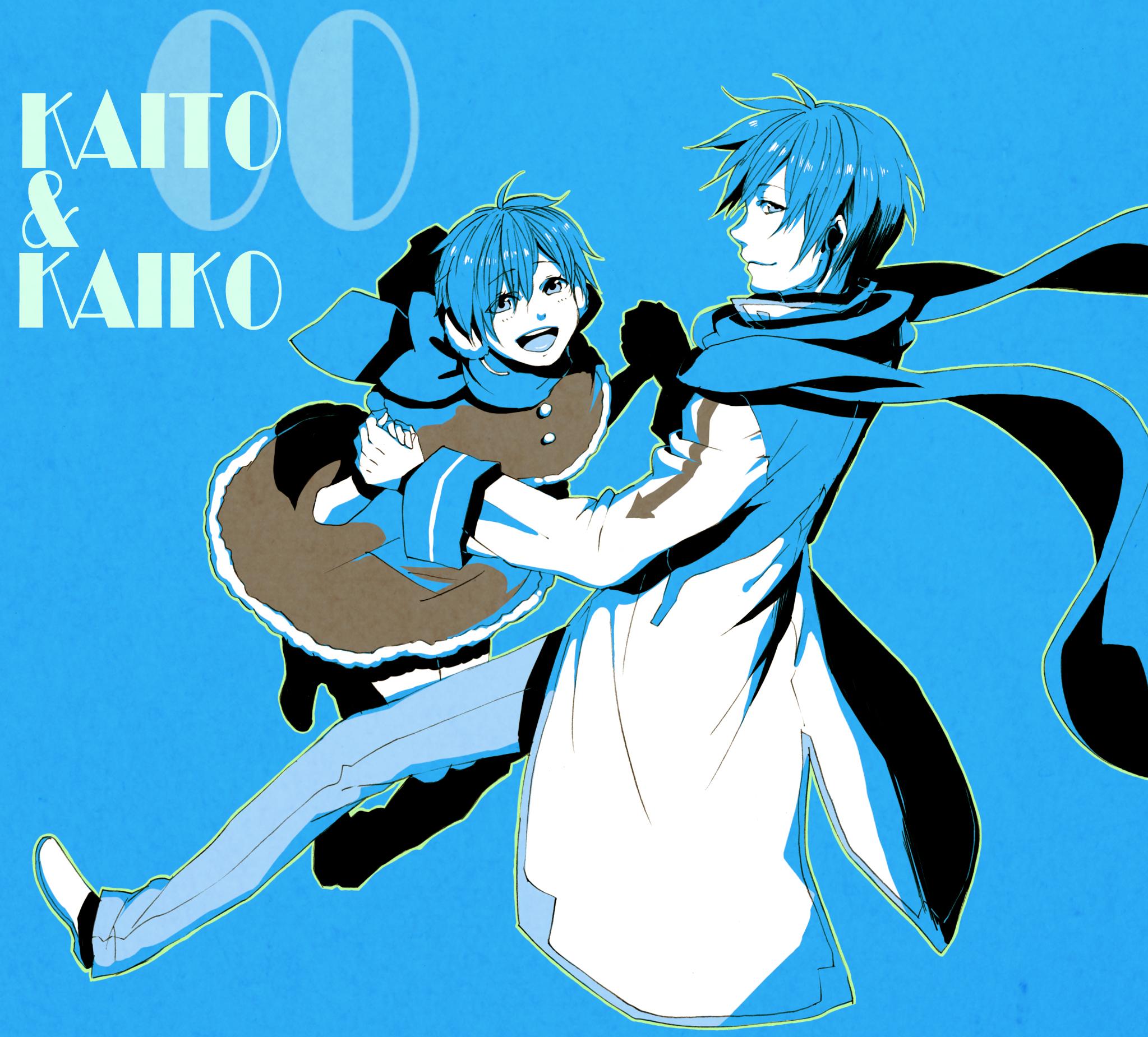 Kaito - Kaito Shion Photo (23488995) - Fanpop Vocaloid Kaito Wiki