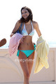 Kendall Jenner in a Bikini on the Beach in Malibu, July 4 - kendall-jenner photo