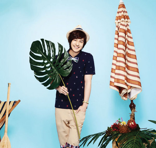 Kim Bum for Edwin [Spring/Summer Collection 2011]