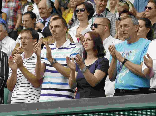 Kvitova parents and brothers