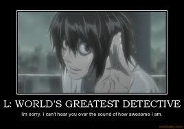 L: World's Greatest Detective