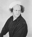 Larry Fine - three-stooges photo