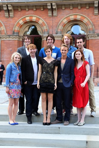 Londres photocall & press conference