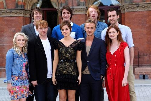 Luân Đôn photocall & press conference