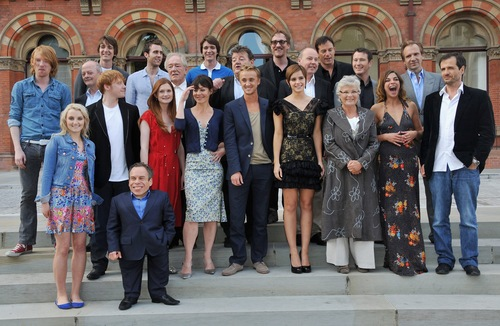 लंडन photocall & press conference