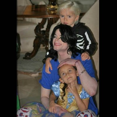 MJ and the Kids
