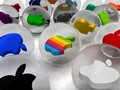 Marbles - apple photo