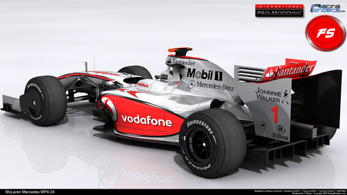 Mclaren F1 Race Car - lewis-hamilton Wallpaper