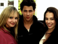 Meaghan, Nick, and Chloe - chloe-bridges photo