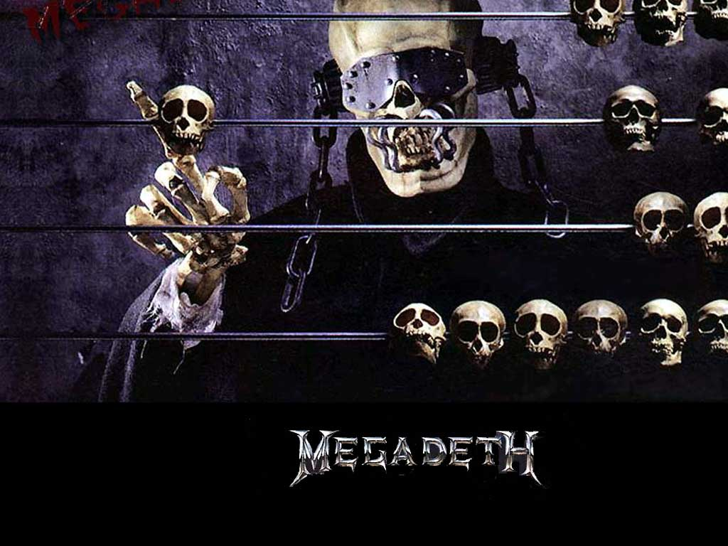 megadeth megadeth wallpaper 23400904 fanpop