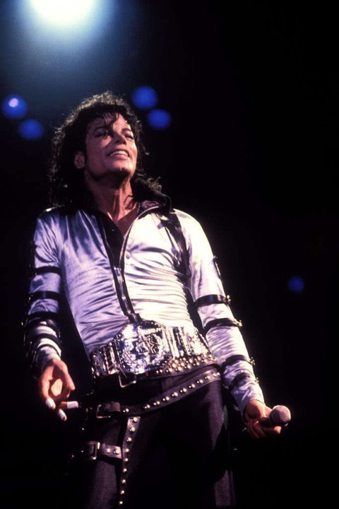Michael Jackson - *BAD ERA*