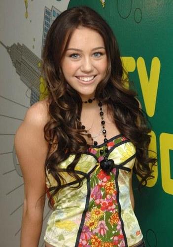 Miley cute