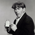 Moe Howard - three-stooges photo