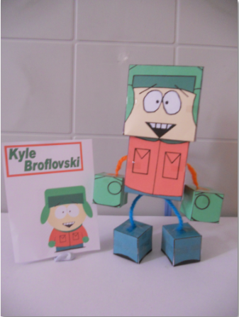 My Blockits/south park kyle
