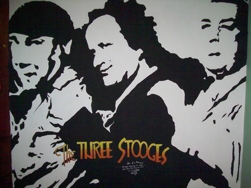 Three Stooges Artwork
