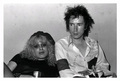 Nancy & Johnny - nancy-spungen photo