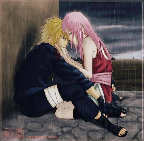 NaruSaku amor