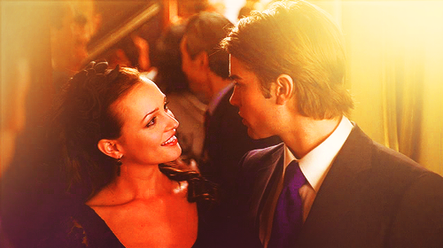 Nate and Blair