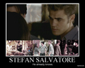 New Motivational Pic: Stefan Salvatore - damon-and-bonnie wallpaper
