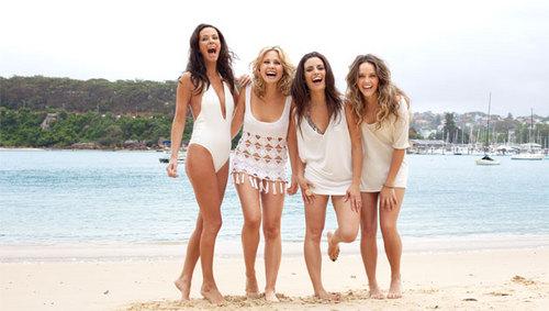 Nicole; Charlie; Leah; Ruby