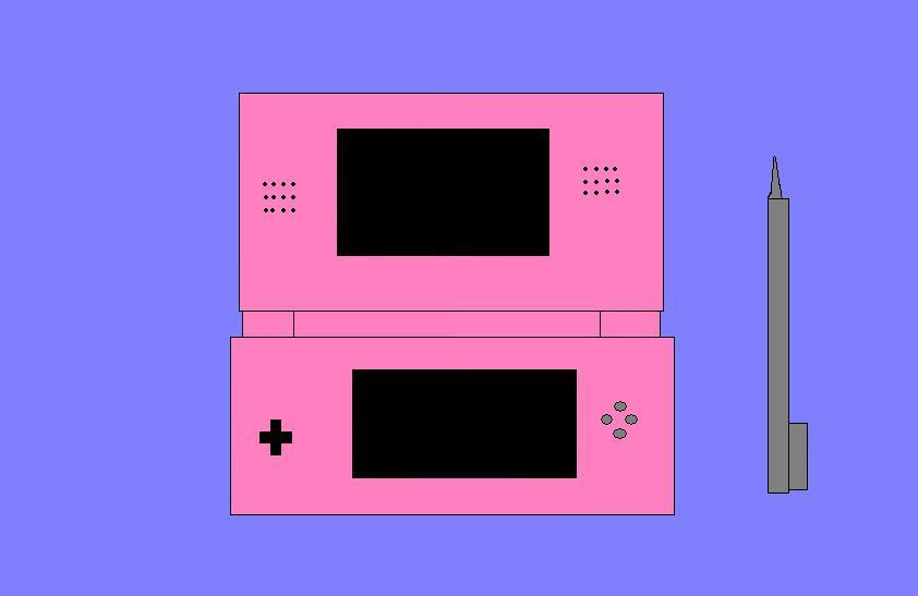 Nintendo DS Art