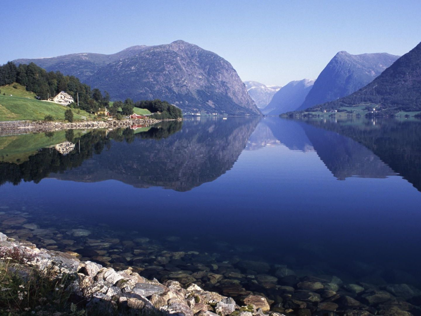 norway from