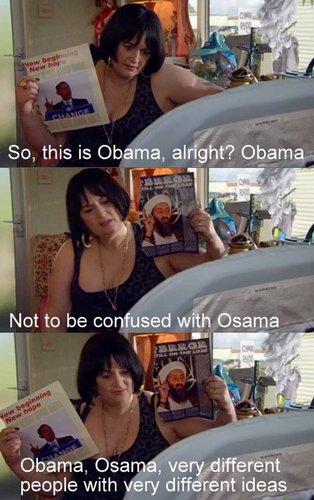 Obama, Osama;)