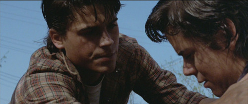 The Outsiders wallpaper titled Outsiders screencap