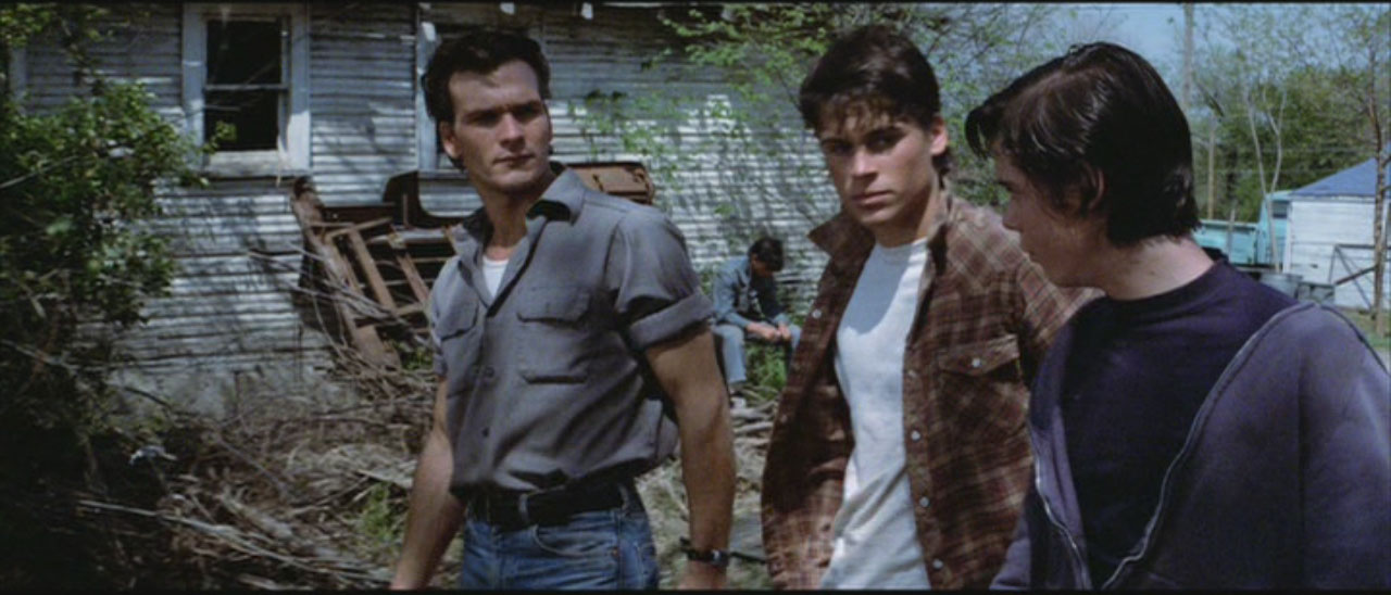 Outsiders screencap - The Outsiders Image (23495204) - Fanpop
