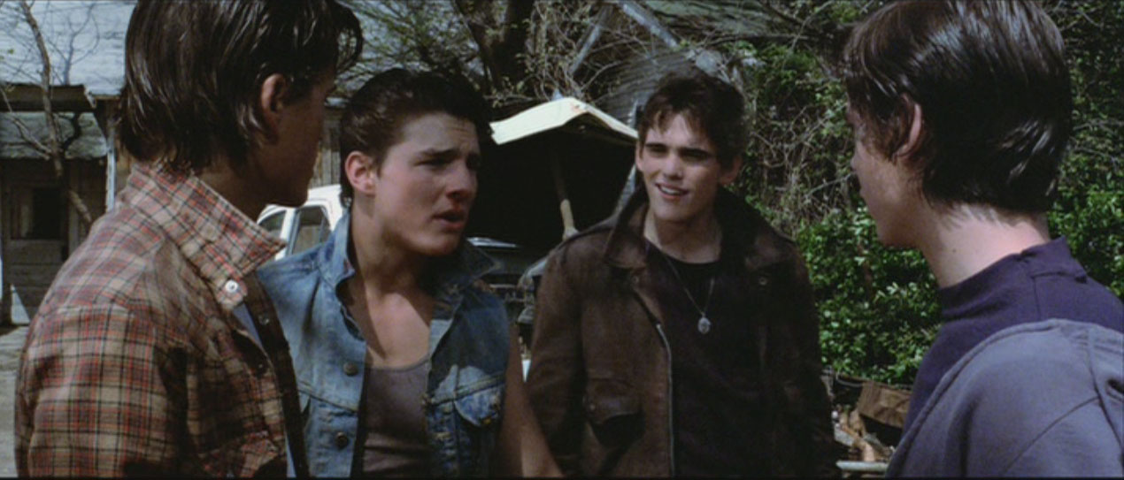 essays on the movie the outsiders Reflection on 'the outsiders ponyboy was walking home from the movies and couldn't ponyboy's english teacher assigns him to write an essay about any.