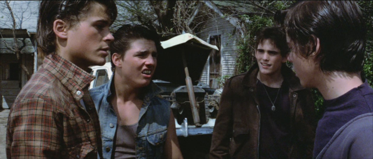 Outsiders screencap - The Outsiders Image (23495213) - Fanpop