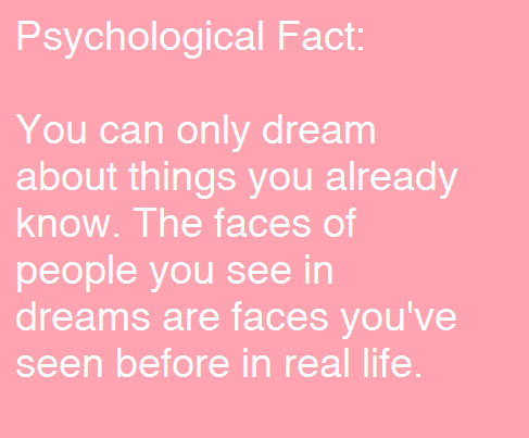 People in Dreams