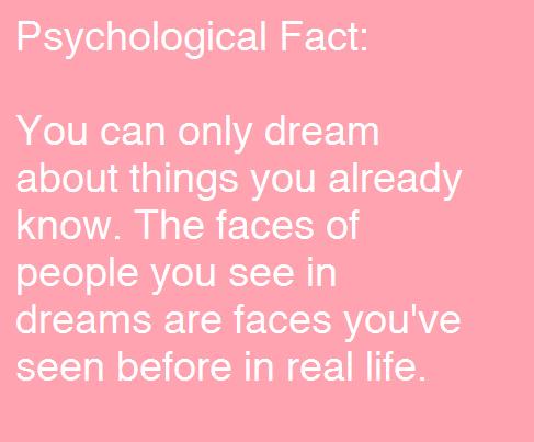 People in Dreams