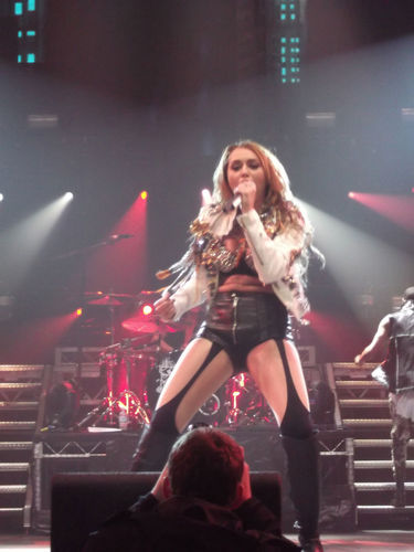 Performs At Burswood Dome In Perth, Australia 2 07 2011