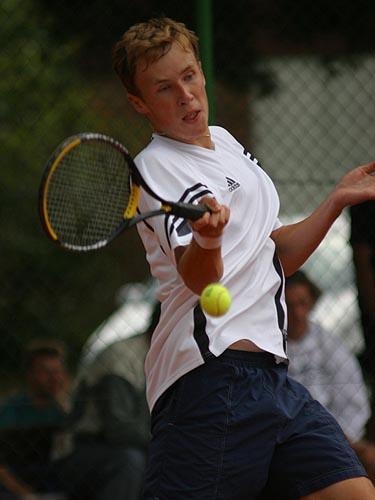 Petra Kvitova (21) ex boyfriend Karel Triska (27)