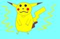 Pikachu Fanart