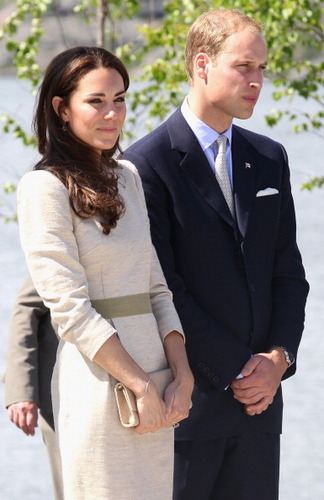 Prince William & Catherine - Canada, 日 6