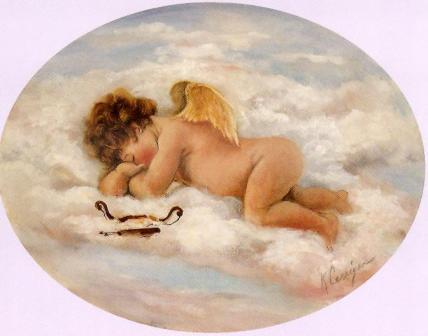 RIP little Angel