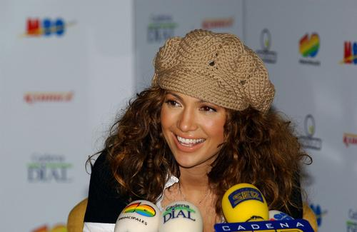 Radio Interview in Madrid 2003